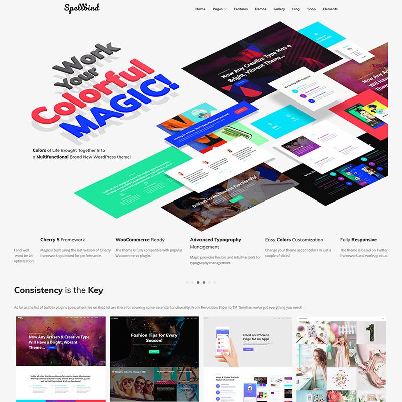Design Firm WP Theme