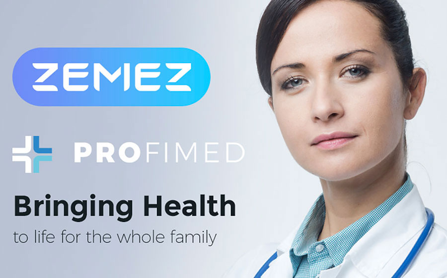 Profimed - Medical Website WordPress Theme