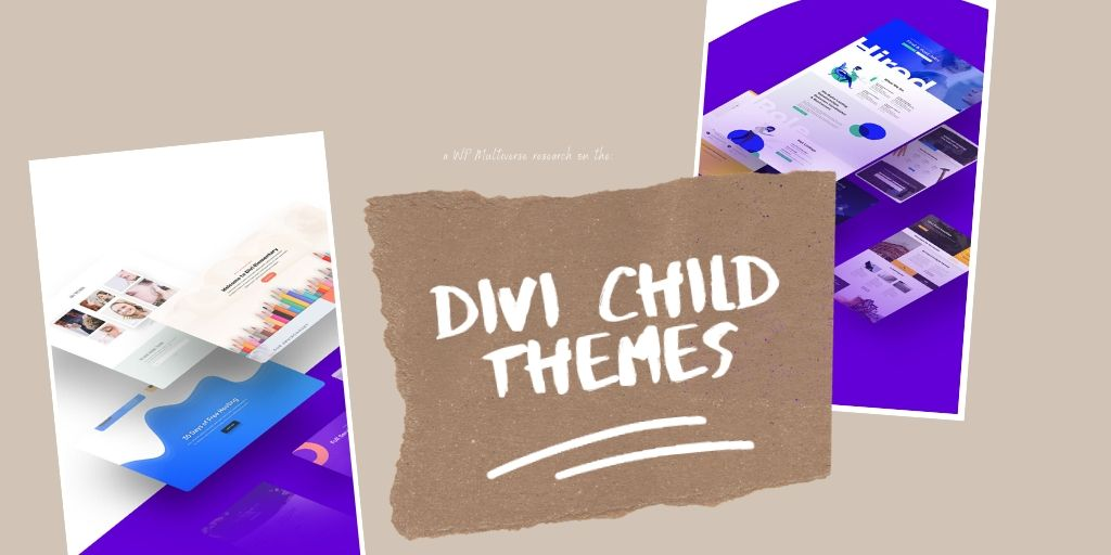 Divi Child Themes for 2020