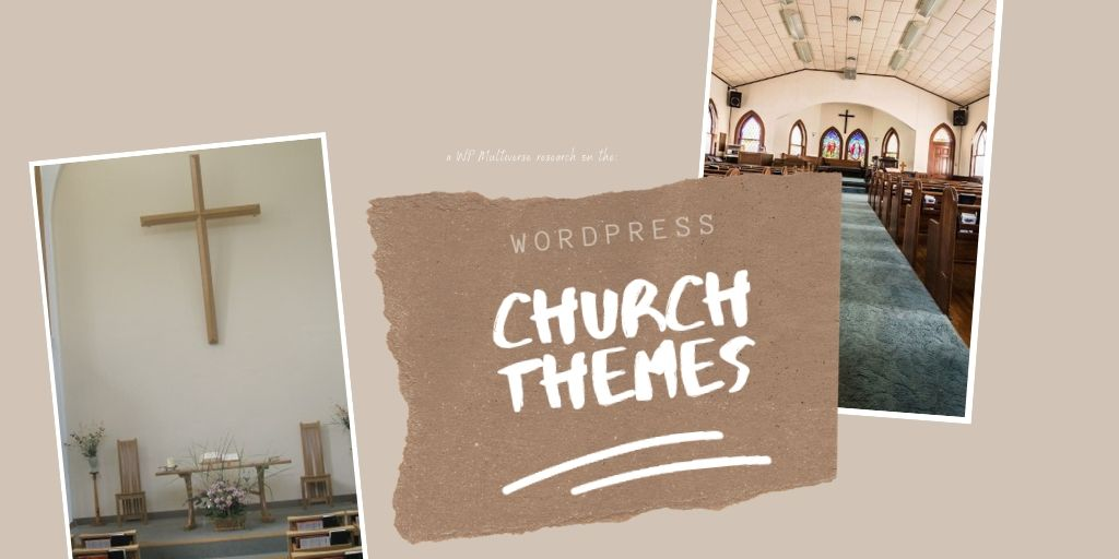The Best WordPress Church Themes for Spiritual Websites