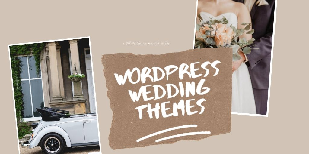 16 Impressive WordPress Wedding Themes