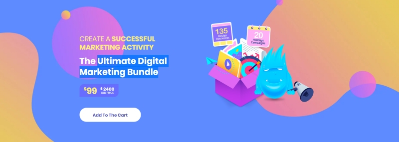 Ultimate digital marketing bundle